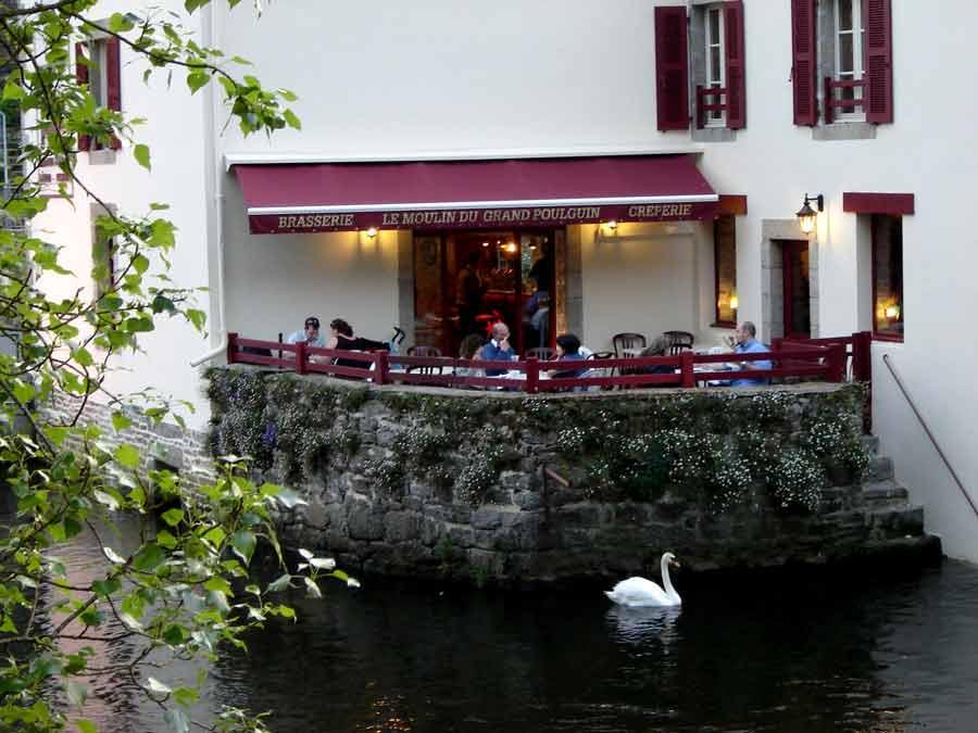 Restaurant-cygne